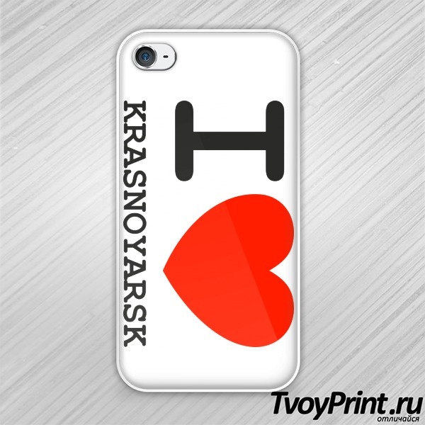 Чехол iPhone 4S Красноярск