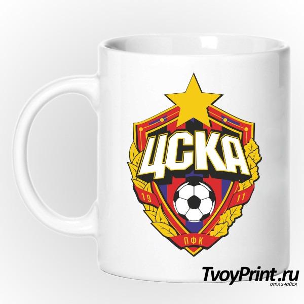 Кружка ЦСКА