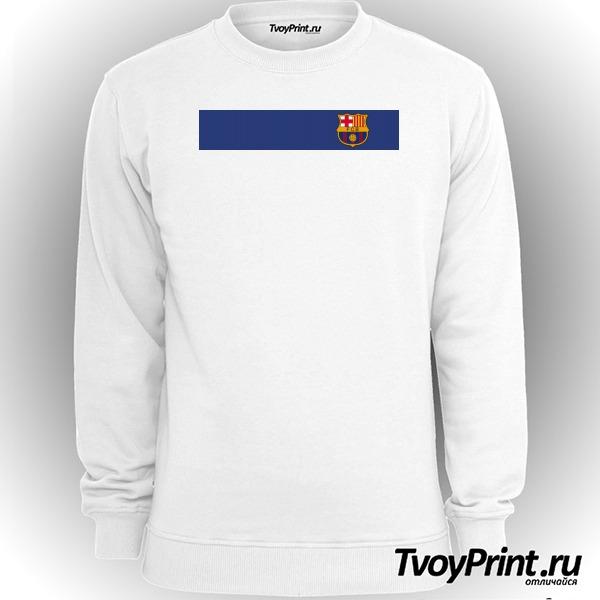Свитшот Барселона форма
