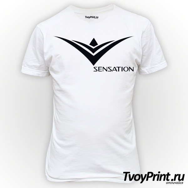 Футболка Sensation 2014