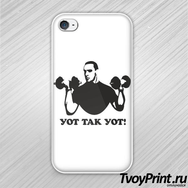 Чехол iPhone 4S Александр Невский