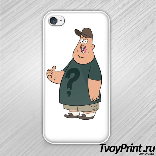 Чехол iPhone 4S Сус Рамирез Гравити Фолз