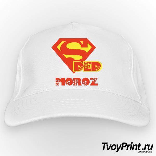 Бейсболка Super Ded Moroz