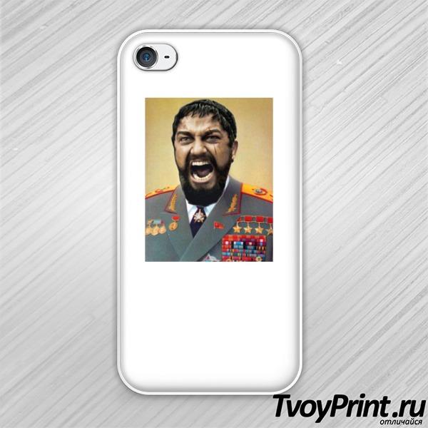 Чехол iPhone 4S Спарта!!!