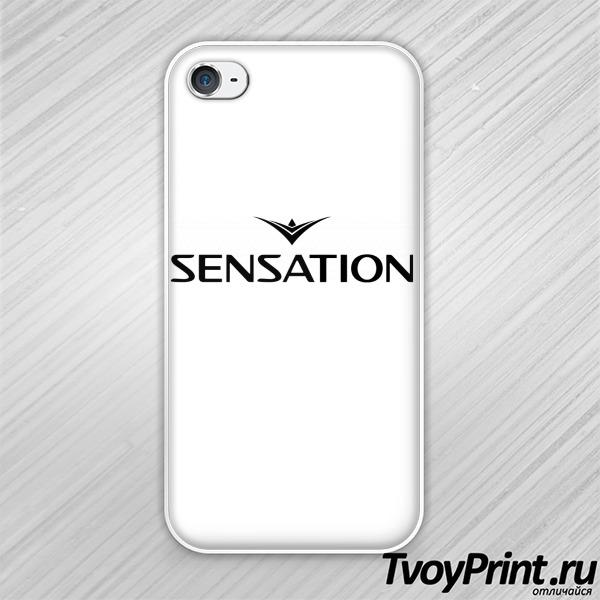 Чехол iPhone 4S Sensation