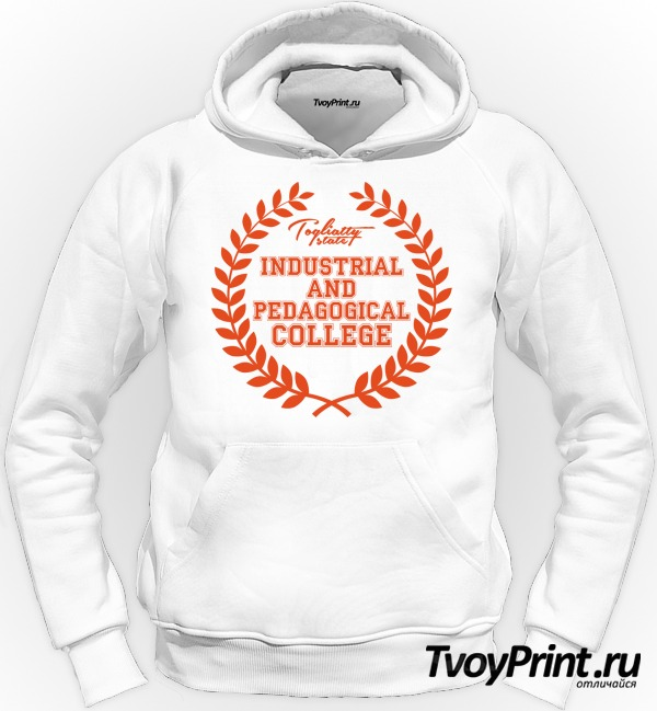 Толстовка колледжей: ТиПК