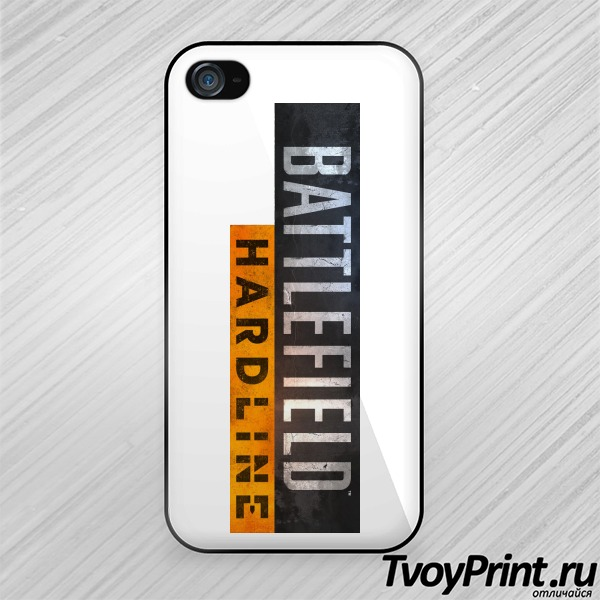 Чехол iPhone 4S BATTLEFIELD hardline