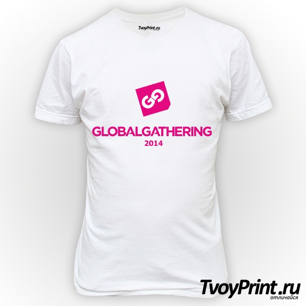 Футболка Global Gathering (3)