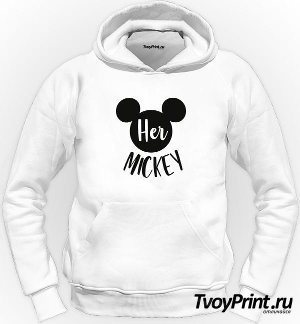 Толстовка Her mickey