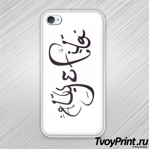 Чехол iPhone 4S Aly & Fila