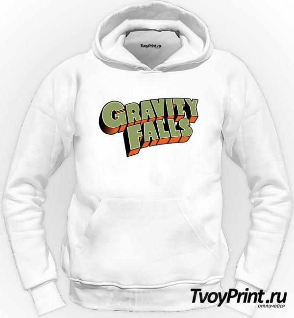Толстовка GRAVITY FALLS  (надпись)