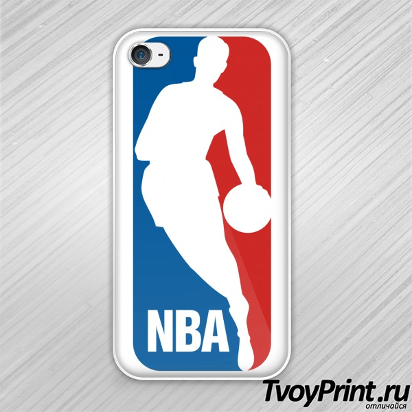 Чехол iPhone 4S NBA