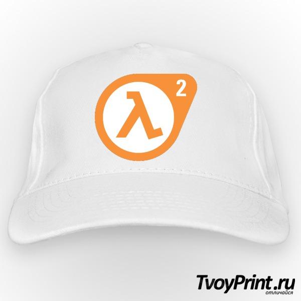 Бейсболка Half Life 2 logo