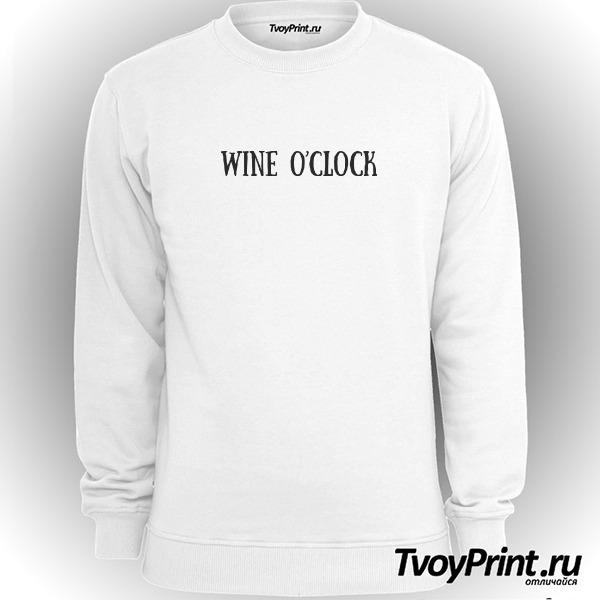 Свитшот Время вина