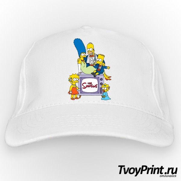 Бейсболка Simpsons Симпсоны