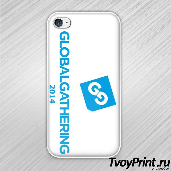 Чехол iPhone 4S Global Gathering (2)