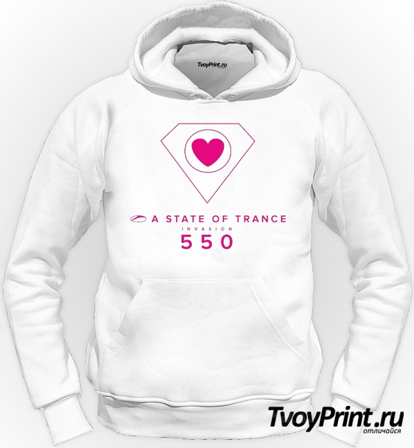 Толстовка A state of trance 550