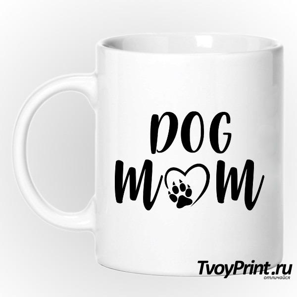 Кружка Dog mom