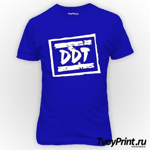 Футболка Рок над Волгой (DDT)