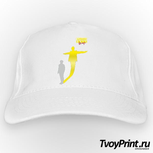 Бейсболка Armin Van Buuren золото
