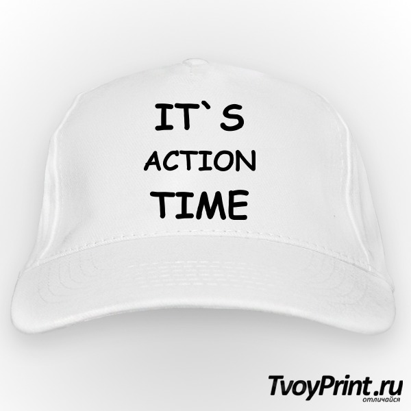 Бейсболка Action Time