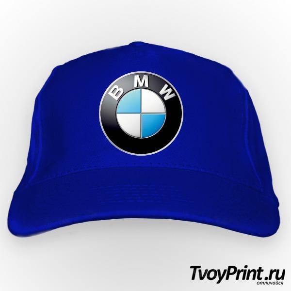 Бейсболка Логотип BMW значок