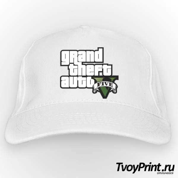 Бейсболка Grand Theft Auto