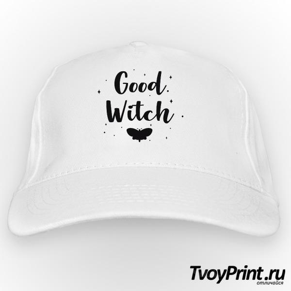 Бейсболка Good witch