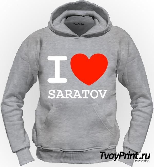 Толстовка Саратов