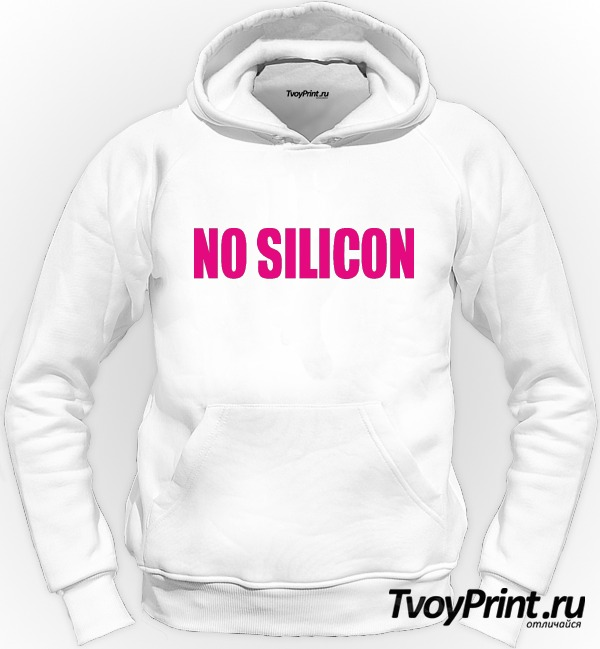 Толстовка No silikon