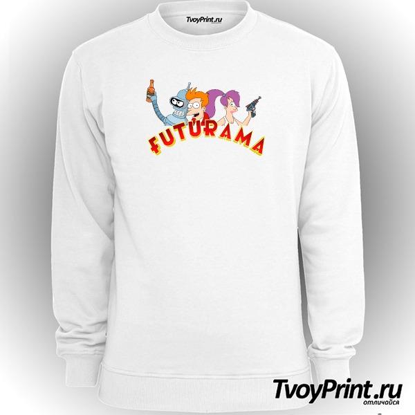 Свитшот Футурама (Futurama)