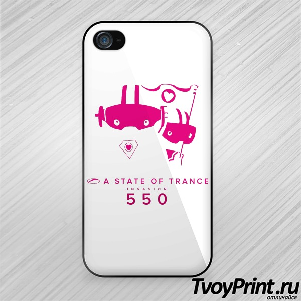 Чехол iPhone 4S A state of trance 550 (12)