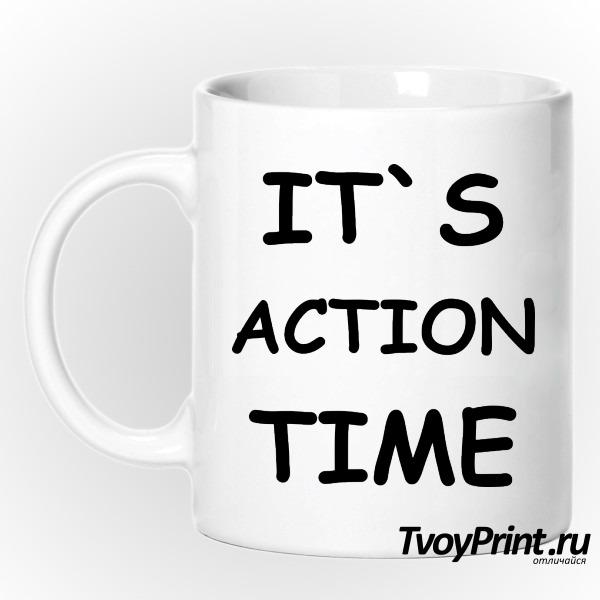 Кружка Action Time