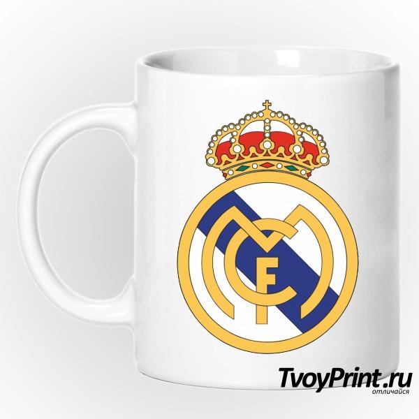 Кружка Real-Madrid