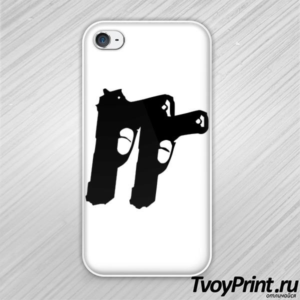 Чехол iPhone 4S Ноггано лого