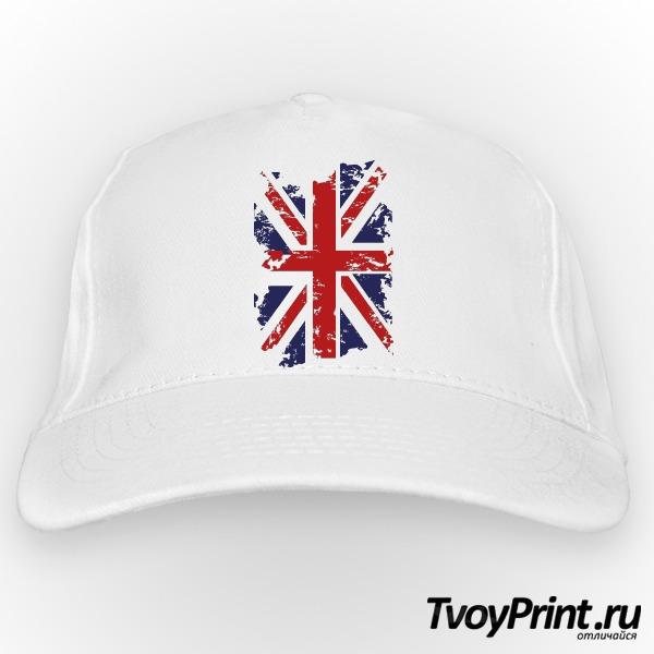 Бейсболка Флаг Великобритании