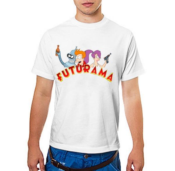 Футболка Футурама (Futurama)