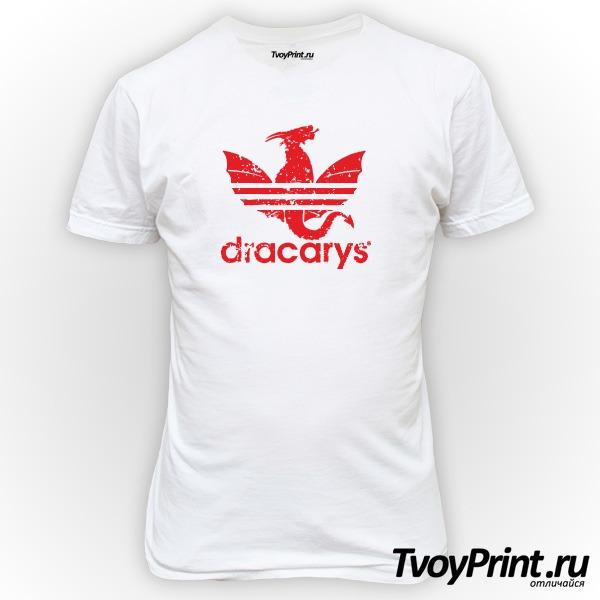 Футболка dracarys