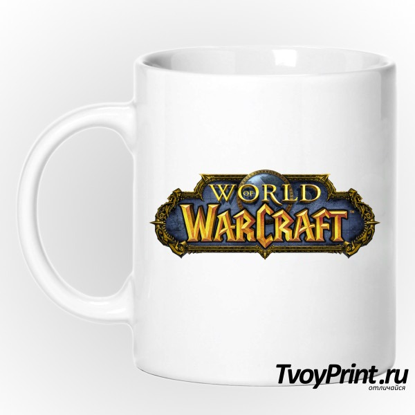 Кружка World of Warcraft Classic