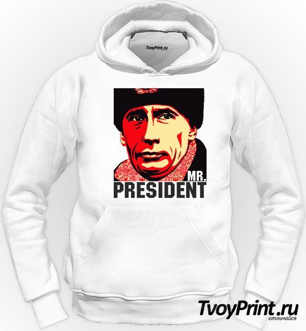 Толстовка Путин Mr President