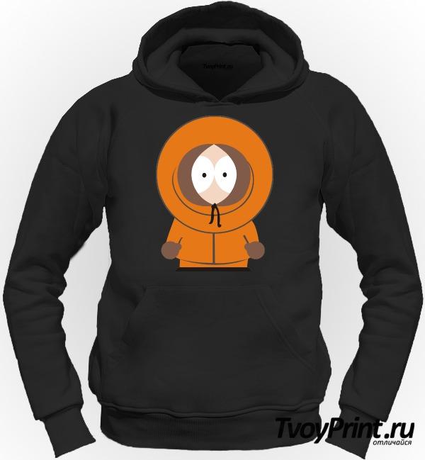 Толстовка South Park Кенни