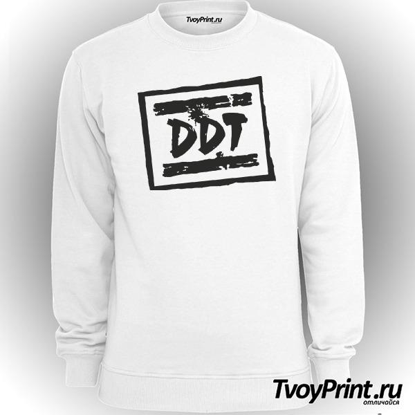 Свитшот Рок над Волгой (DDT)