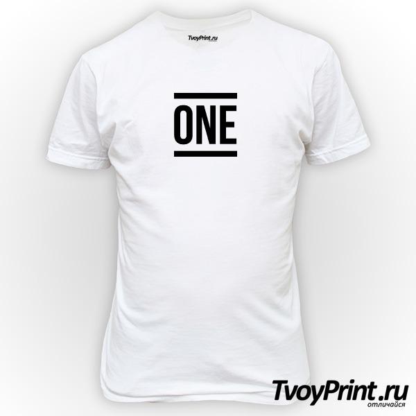 Футболка one love 2