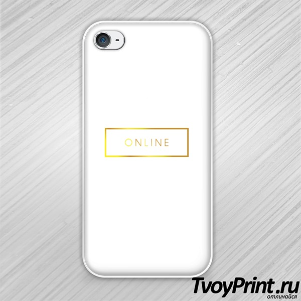 Чехол iPhone 4S ONLINE