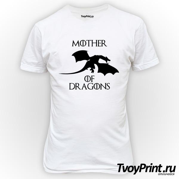 Футболка Мать драконов