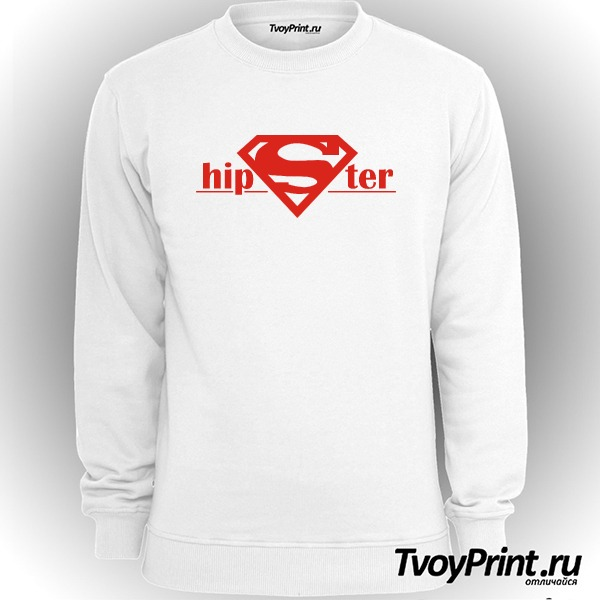 Свитшот SuperHipster