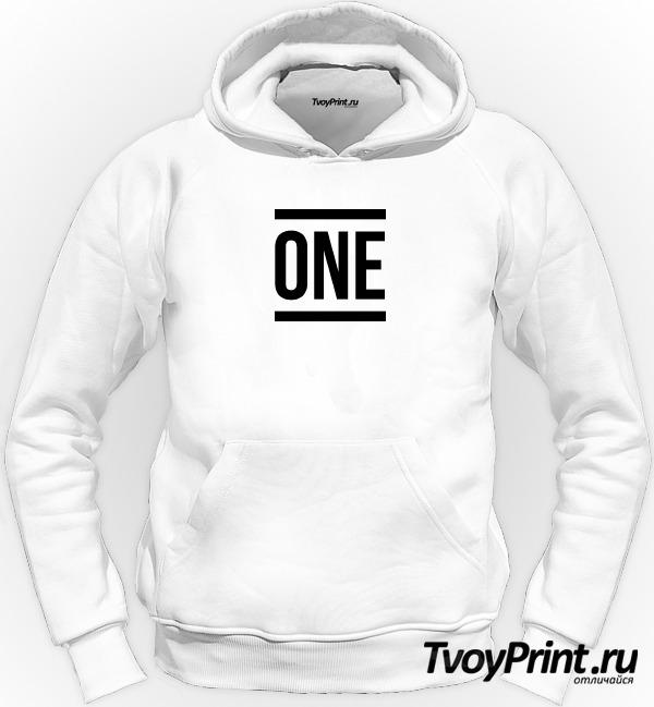 Толстовка one love 2