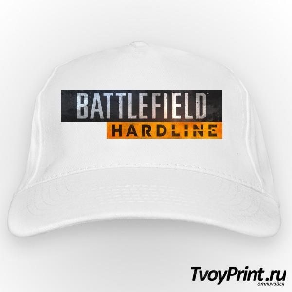Бейсболка BATTLEFIELD hardline