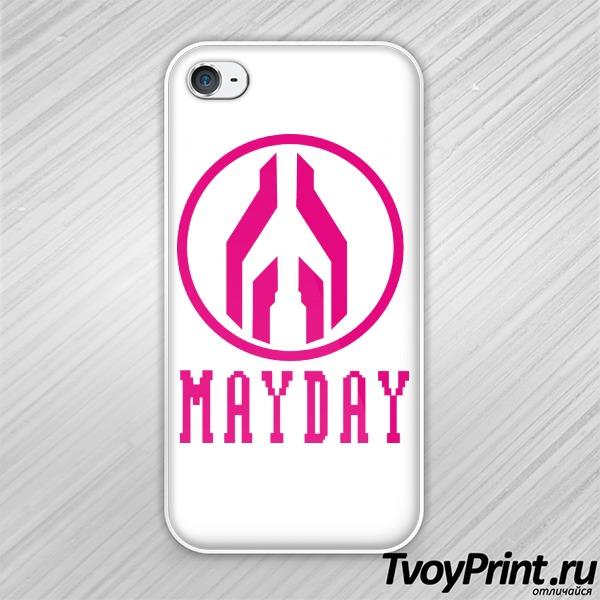 Чехол iPhone 4S MayDay (2)