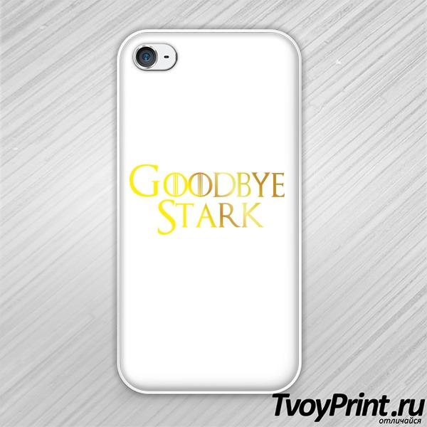 Чехол iPhone 4S Прощайте, Старки!